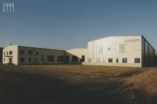 1995-1999 – Expansion of the Leiblein company
